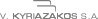 kyriazakos logo